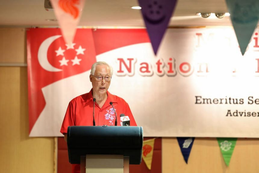 Emeritus Senior Minister Goh Chok Tong stressed in his Aug 17, 2019 speech that the difficulty in getting good people to step forward is not just a problem for the People's Action Party, but a national one.