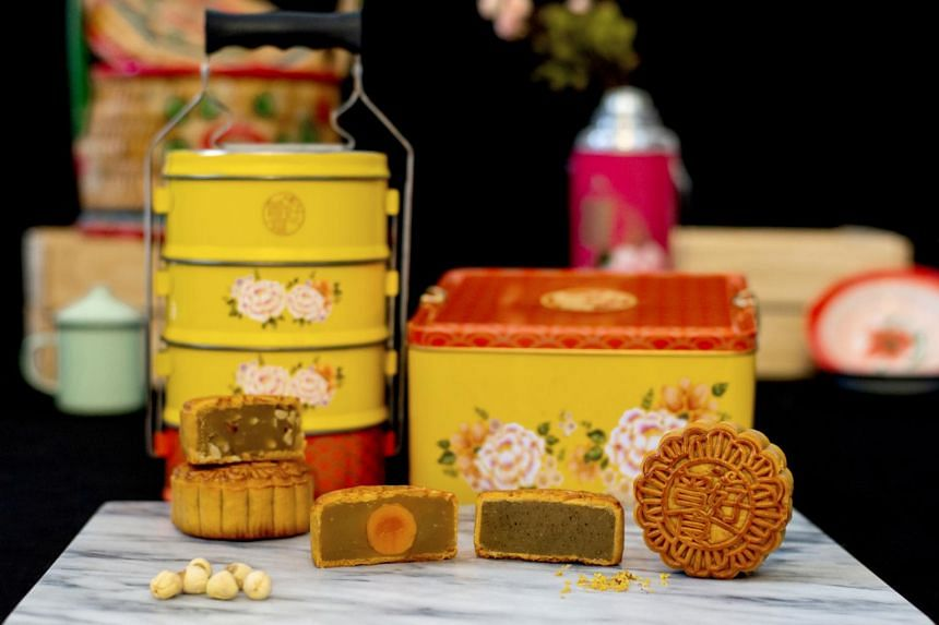 Homegrown brand ChangHoSek has put chewy tapioca pearls into its snowskin mooncakes.