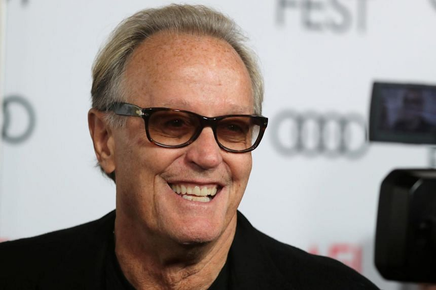 """Peter Fonda was nominated for an Academy Award for his work on the script of the 1969 film """"Easy Rider"""" and went on to act in movies and television shows at a steady pace in the decades after."""