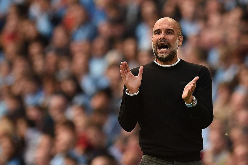 There has been no shortage of outstanding displays in the past two title-winning campaigns, but for Pep Guardiola, this display was right up there with them.