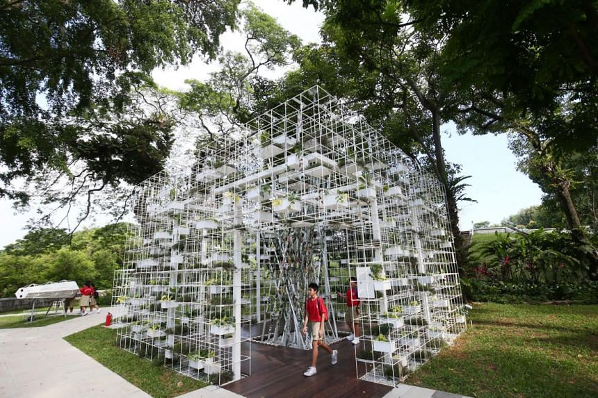 The Bicentennial Experience exhibition at Fort Canning was initially supposed to end on Sept 15, after the September school holidays.