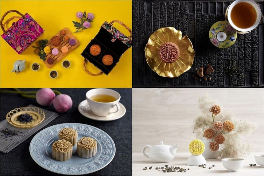 Mooncake fairs at the malls are already in full swing, offering early-bird discounts that run till today, with more fairs popping up by the end of the month.