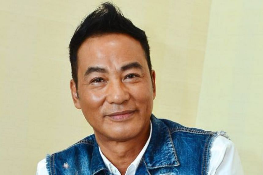 Simon Yam (above, in a 2016 photograph).