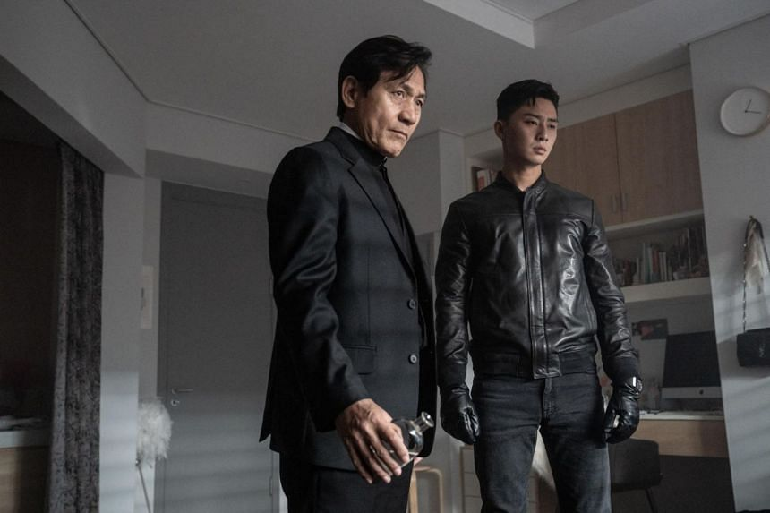 Props from the Vatican used in South Korean exorcism thriller The