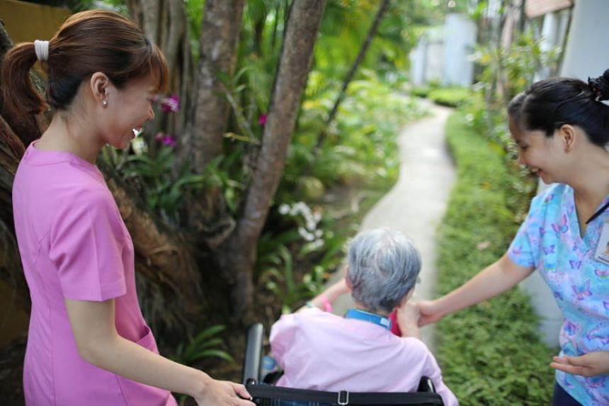 Dover Park Hospice is a non-profit organisation that specialises in caring for the terminally ill, and has served more than 12,000 patients since it was set up in 1992.