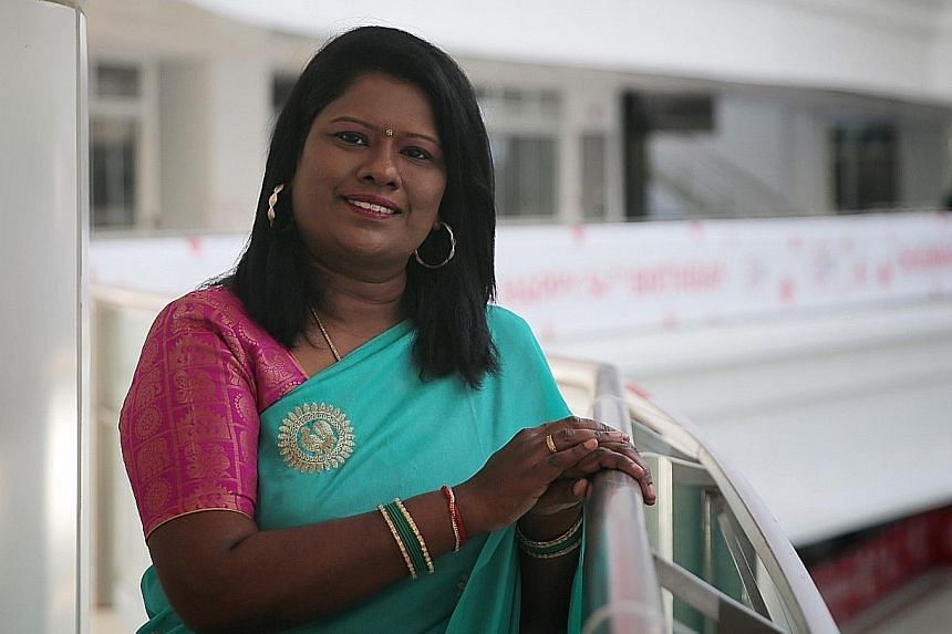 PCF Sparkletots kindergarten vice-principal Palaniammal Periasamy is taking a six-month course to specialise in Tamil language teaching.