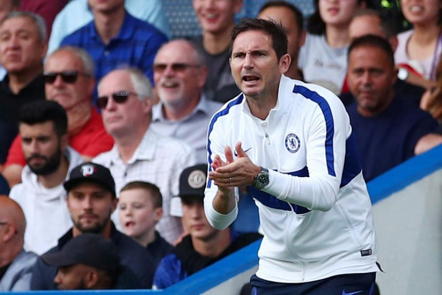 Frank Lampard managed to avoid being the first Blues boss to lose his first two Premier League games in charge since Gianluca Vialli 21 years ago.