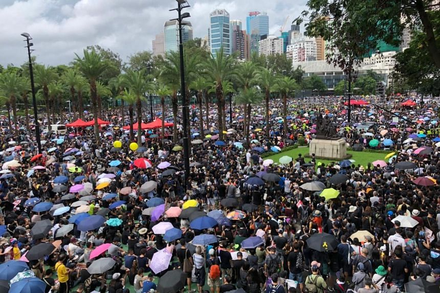 In protesting for freedom, the Hong Kong protesters do not appreciate that the worst freedom may be to eventually destroy their own freedoms.