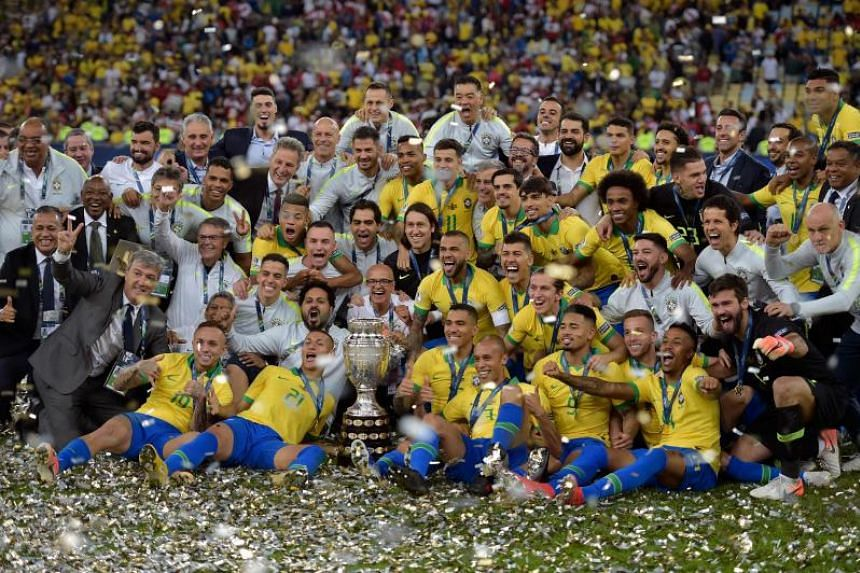 Football: Brazil to play Thailand in friendly at Singapore's National