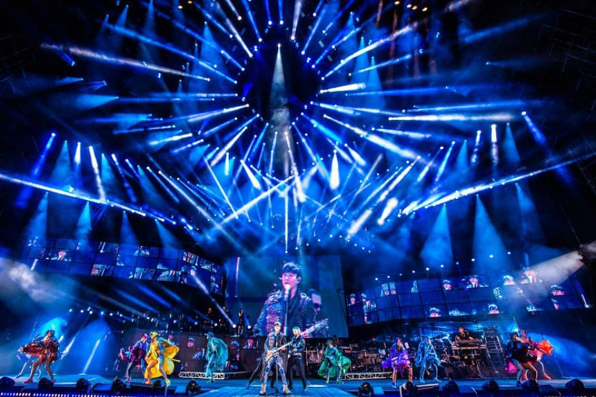 The show, titled JJ Lin Sanctuary 2.0 World Tour, will be the JJ Lin's first show at the iconic venue.