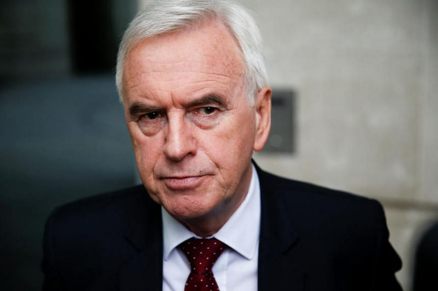 John McDonnell, the second most powerful man in Britain's opposition Labour Party, said that the looming crisis demanded parliament's summer break must be brought to an early end.