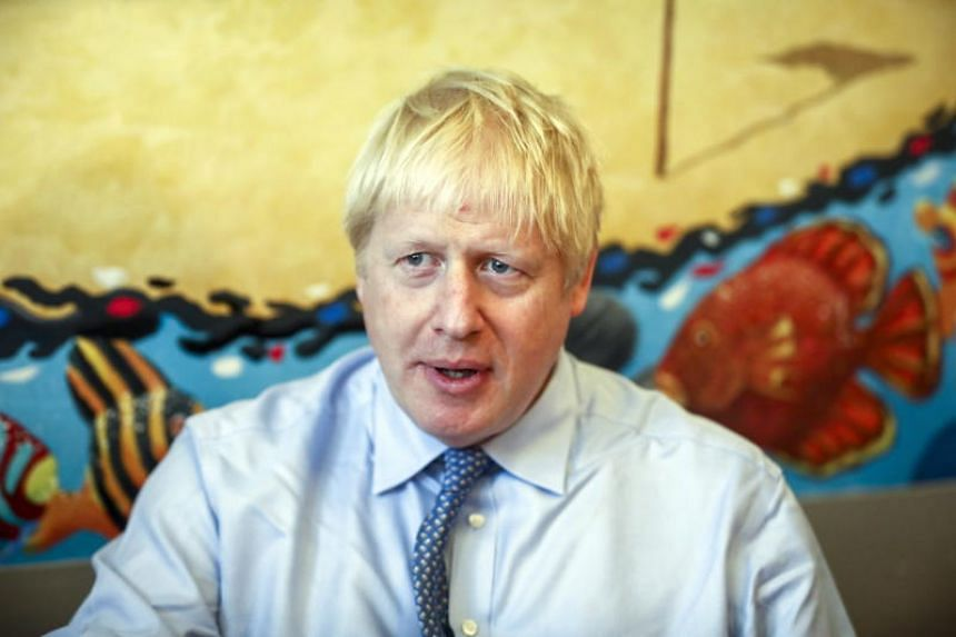 In the letter British Prime Minister Boris Johnson stressed that his government wanted to achieve a divorce deal with Brussels.