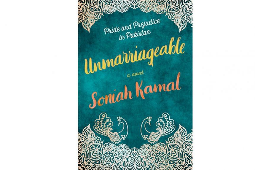 Unmarriageable (above) by Soniah Kamal features a teacher who discusses Jane Austen in small-town Pakistan.