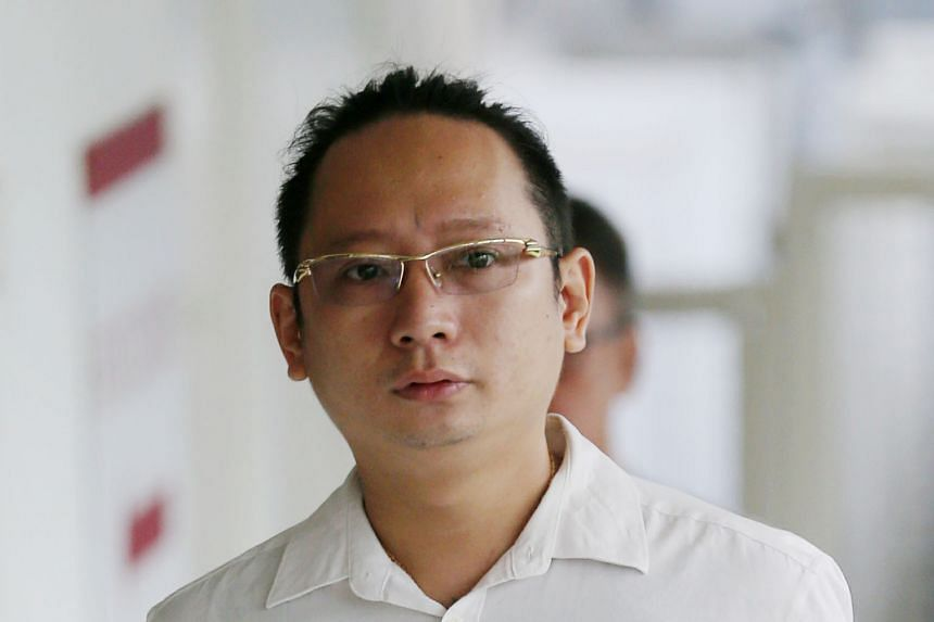 Toh Zhiwei, 35, was sentenced to one week's jail, but he intends to appeal against the judge's decision.