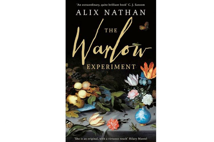The Warlow Experiment (above) by Alix Nathan presents the collision of two worlds.