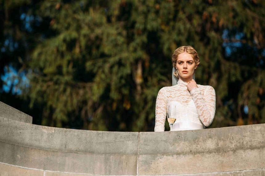 In Ready Or Not, starring Samara Weaving, there is a focus on character detail, with the careful doling out of backstory and exposition over the course of the movie.