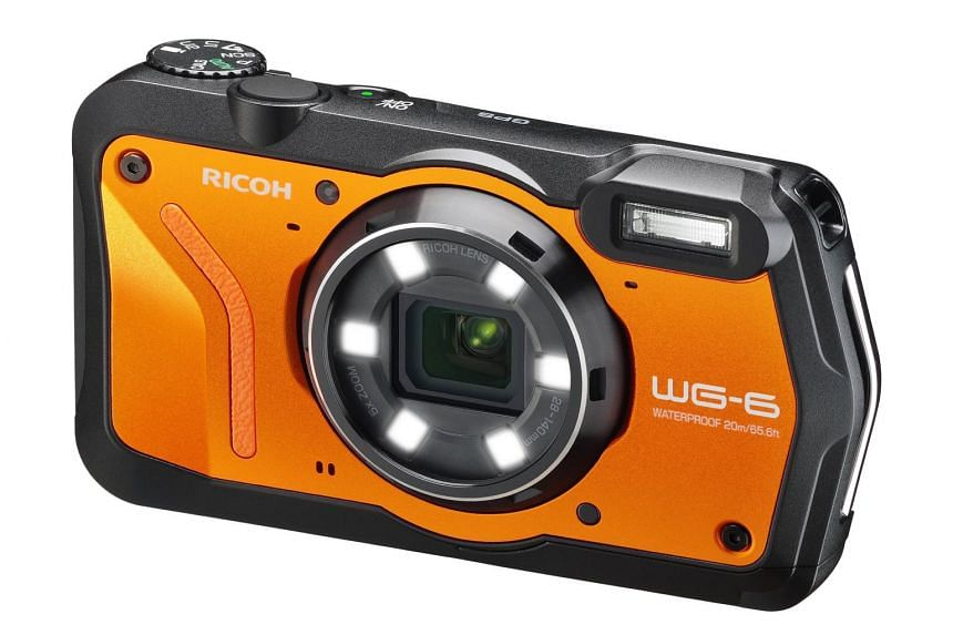 Tech Review Ricoh Wg 6 Is A Tough Rugged Camera For The