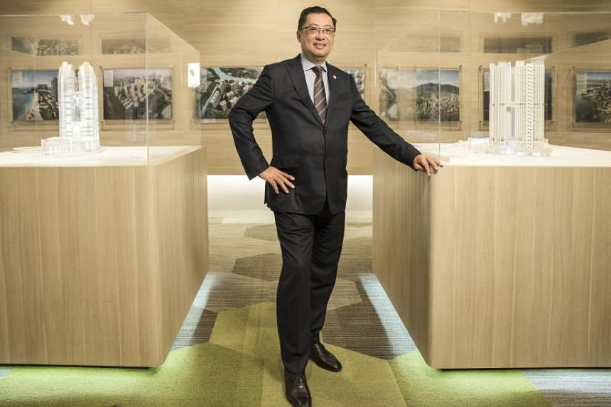 Surbana Jurong group chief executive Wong Heang Fine said that clients have increasingly complex challenges in urban and infrastructure developments, so the latest and most advanced digital technologies are needed to better serve them.