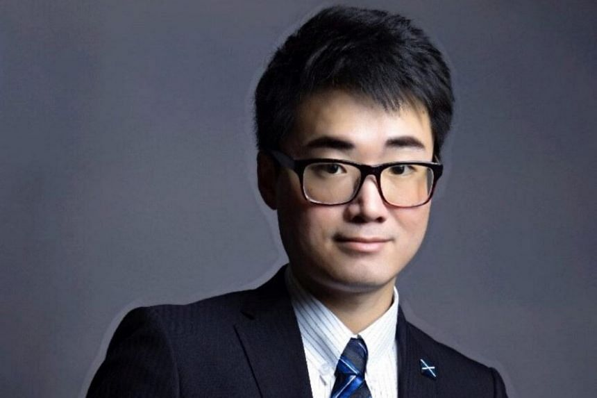 Chinese Foreign Ministry spokesman Geng Shuang said the consulate worker, Mr Simon Cheng, has been held under a 15-day administrative detention process in Shenzhen.