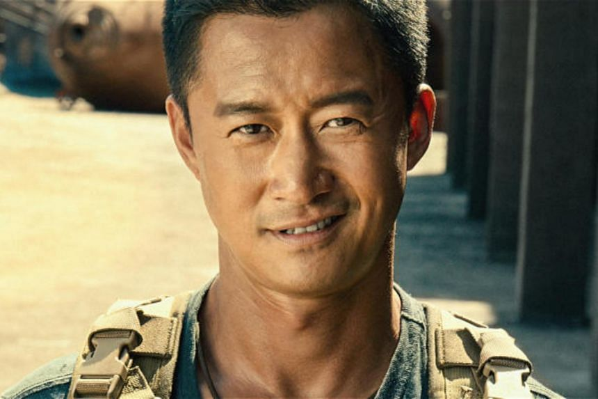 Wu Jing starred in Wolf Warrior 2 (2017) and The Wandering Earth (2019), the two highest-grossing movies to date in China.