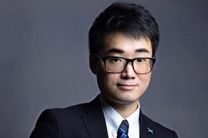 Simon Cheng was revealed to be missing after failing to return from an Aug 8 meeting in the border city of Shenzhen and hasn't contacted his family since.