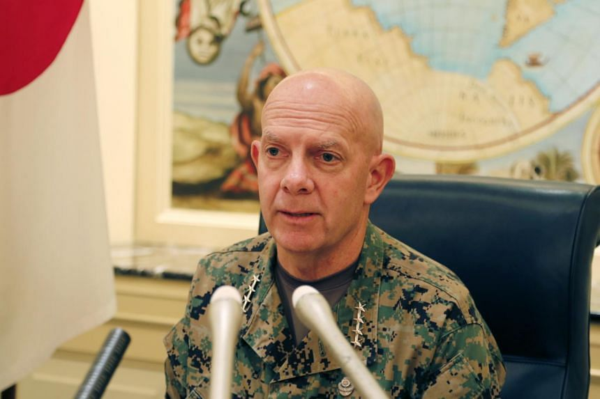 """""""We should all be concerned when any part of an alliance has some challenges,"""" General David Berger said at a media roundtable in Tokyo."""
