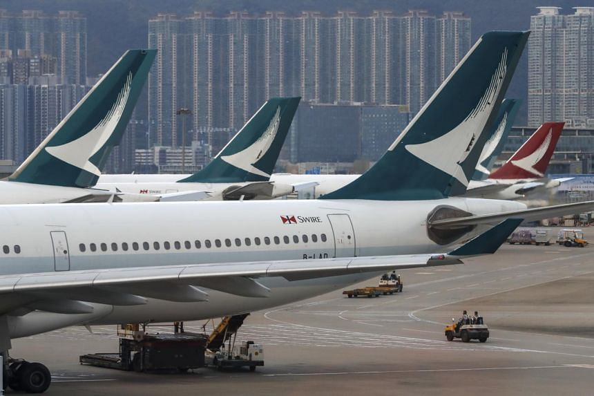 Cathay Pacific was caught in the middle of a crisis when China demanded it suspend staff involved in the Hong Kong protest movement.
