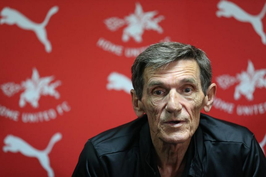 After clearing medical tests for his work permit to coach Home United, Raddy Avramovic went for an additional check-up which led to the cancer diagnosis.
