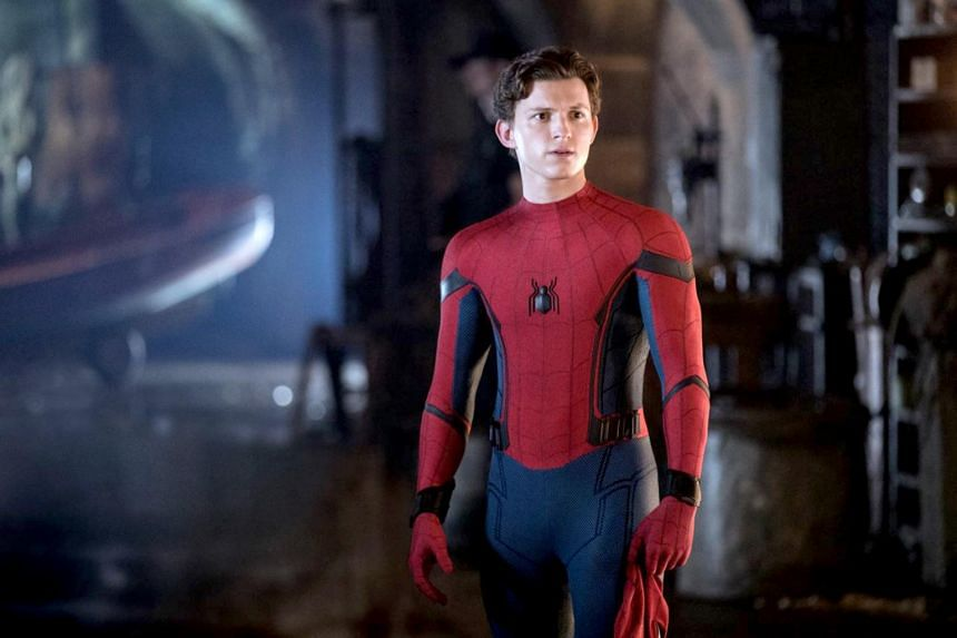 British actor Tom Holland's Spider-Man has become an increasingly central figure in Marvel's lucrative superhero franchise.