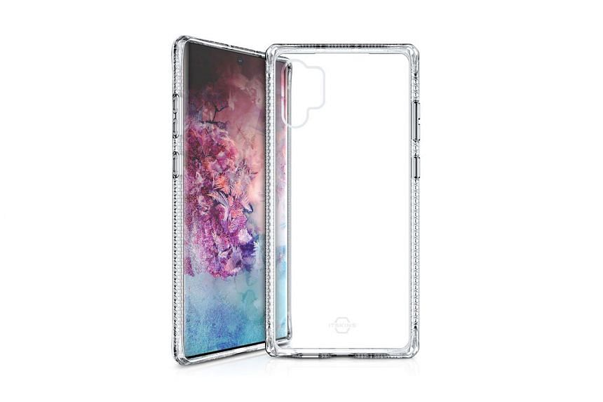 ITSkins Hybrid Clear for Galaxy Note10/Note10+.
