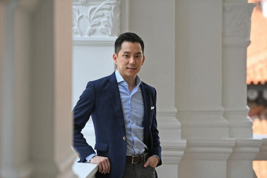 Vulcan Capital Singapore managing director Tommy Teo. The investment house of late Microsoft Corp co-founder Paul Allen opened its first international office in Singapore.
