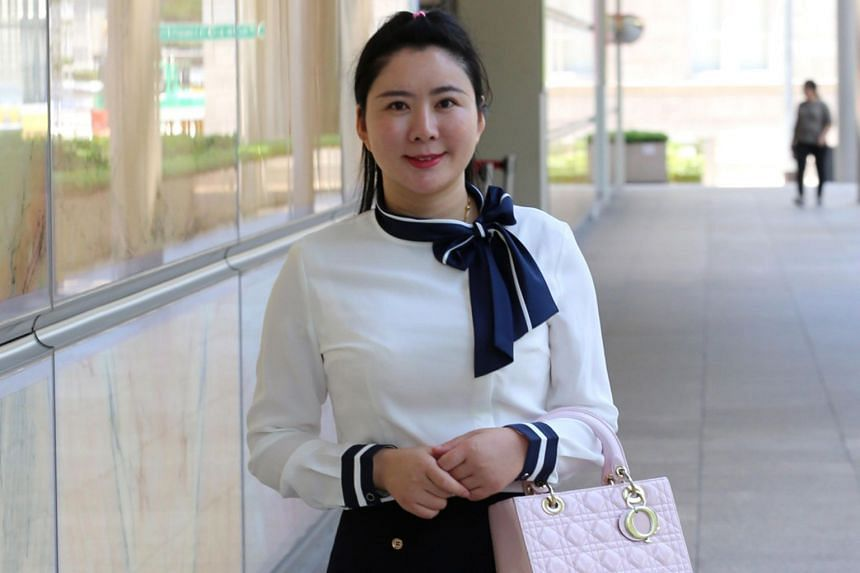 Businessman Toh Eng Tiah is suing his former mistress Angelina Jiang for the return of $2 million, which he says was a loan that had to be repaid.