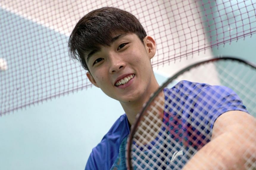 National shuttler Loh Kean Yew defeated  Thomas Rouxel in the second round of the BWF World Championships on Aug 21, 2019.