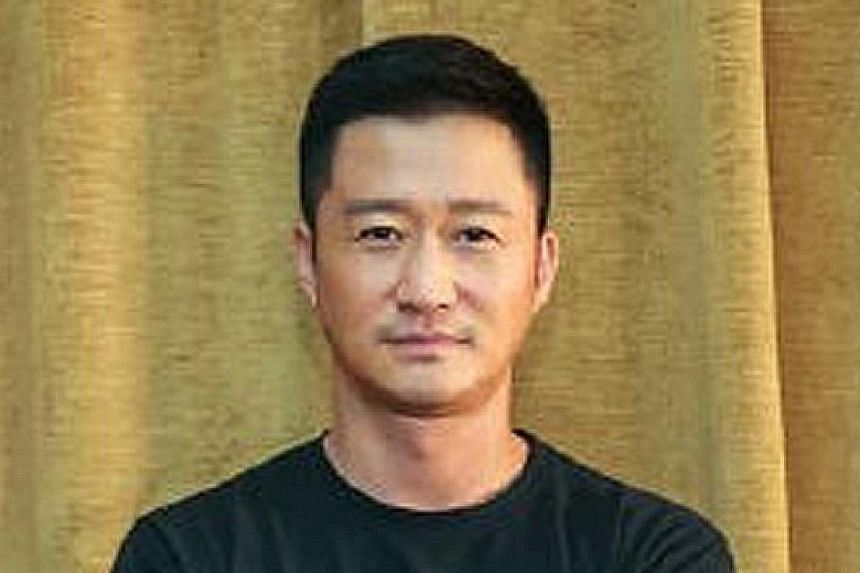 Chinese action star Wu Jing is No. 1 on the Forbes China Celebrity 100 list.