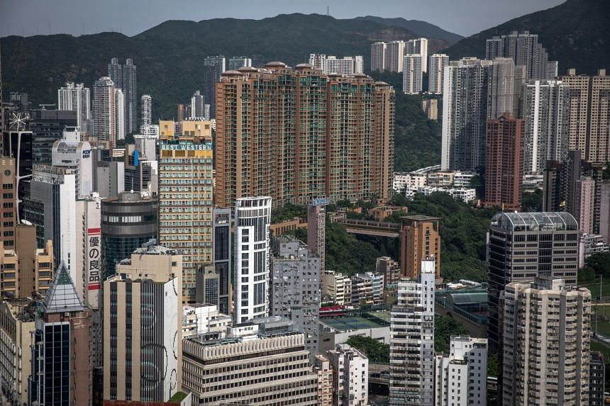 Residential rents in Hong Kong climbed almost 8 per cent in the two years through June to near a record high.