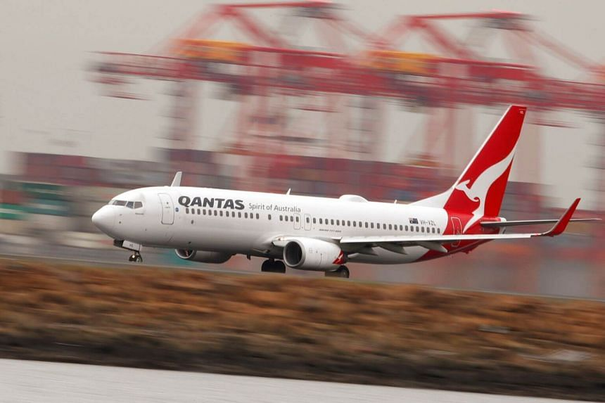 Qantas' fuel costs rose 19 per cent and are forecast to rise by another A$100 million in the current financial year, for which it is already fully hedged.