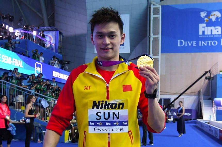 Documents leaked to the media revealed that Chinese swimmer Sun Yang questioned the credentials of the testers before members of his entourage smashed the vials containing his blood samples with a hammer.