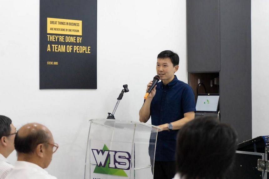 Senior Minister of State for Trade and Industry Chee Hong Tat said workers should also embrace lifelong learning and continual skills upgrading to ensure that they are able to handle new equipment and make good use of new technologies.