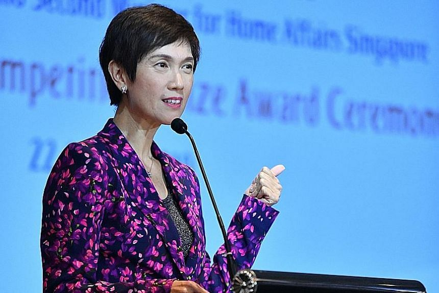 Manpower Minister Josephine Teo said workers must be willing to reskill and move into new roles, while accepting that beyond a certain age, the terms and conditions of employment may change.