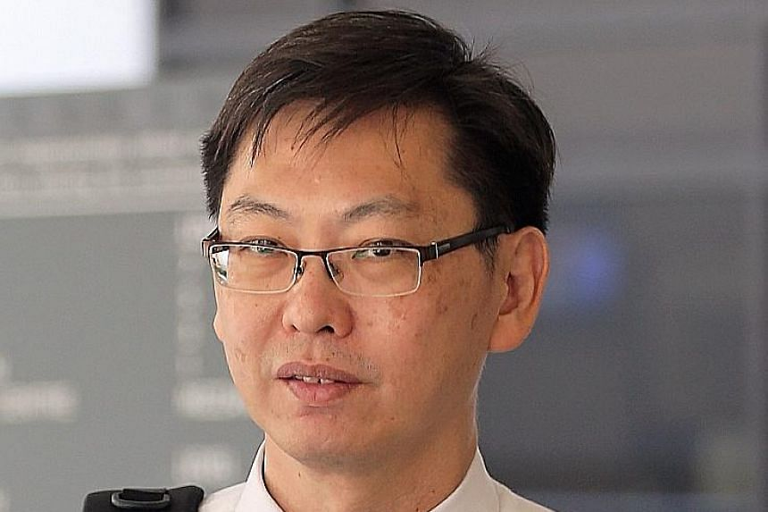Lui Weng Sun, a general practitioner, denies molesting a 24-year-old woman he examined on Nov 6, 2017. He is accused of touching her breast in the clinic, but he says he did not get the woman to lift her top and that he had no skin-to-skin contact wi