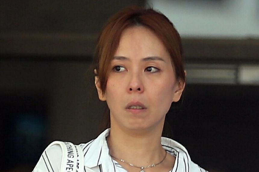 Lau Pin Lin pleaded guilty to two offences under the Computer Misuse and Cybersecurity Act.