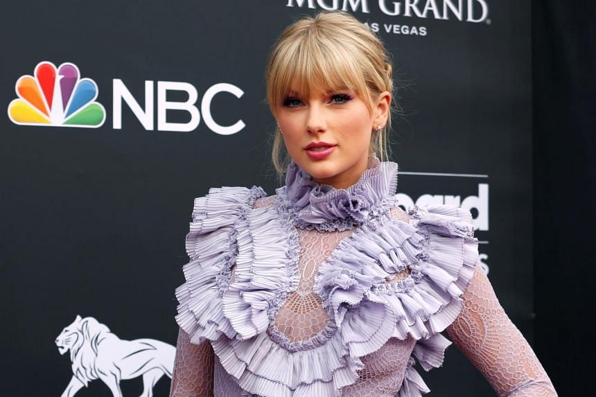 Taylor Swift, like many artists, does not own the master recordings to her older albums.