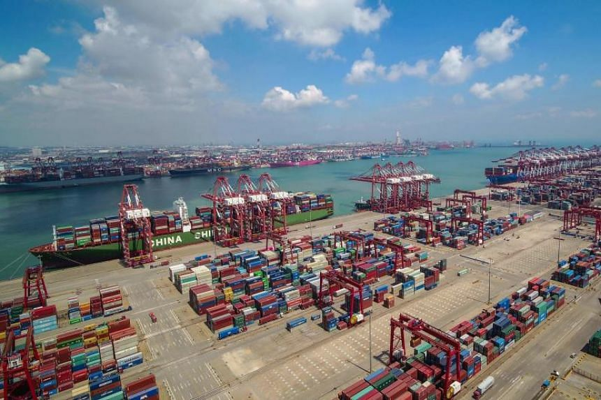 The United States began levying a further 15 per cent tariff on over US$110 billion (S$153 billion) worth of Chinese imports while China hit back with higher tariffs on 1,717 US items, including for the first time, US crude oil.