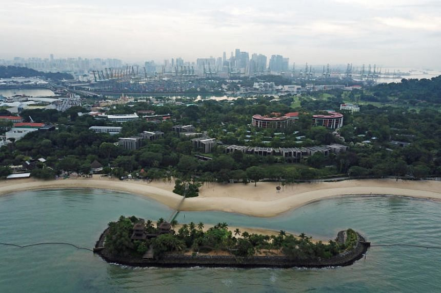 The Greater Southern Waterfront stretches 30km of the southern coastline from Gardens by the Bay East to Pasir Panjang, with around 2,000ha of land for potential redevelopment - almost twice of Punggol and six times the size of Marina Bay.