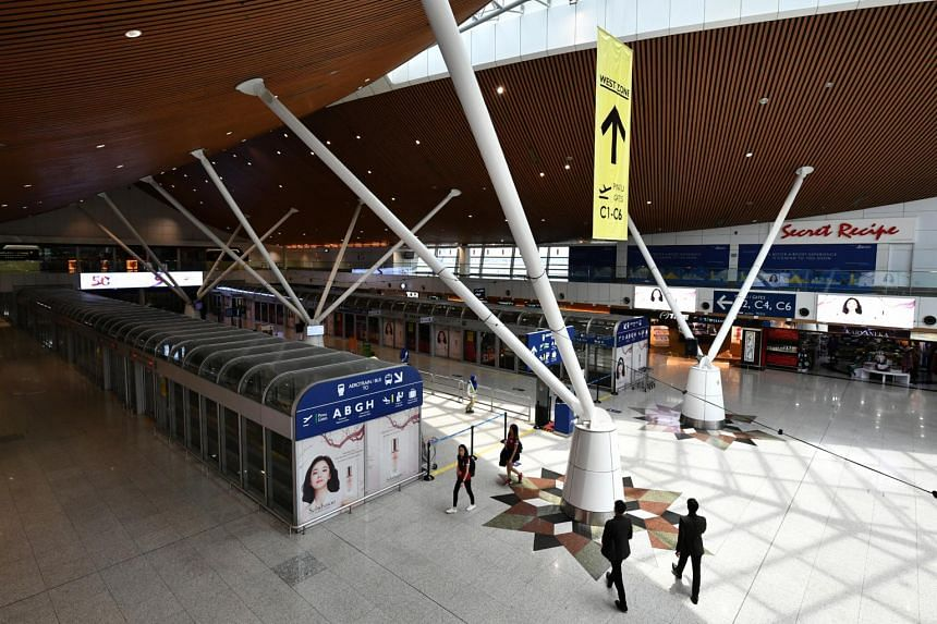 Airport operator Malaysia Airports Holdings Bhd urged passengers to arrive at the airport early and check-in via their respective airlines' mobile app or website.