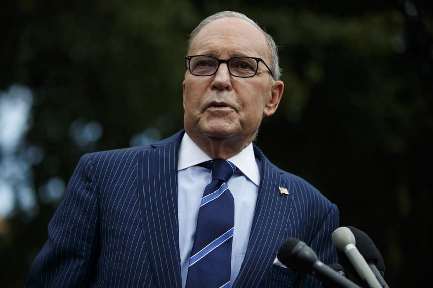 White House economic adviser Larry Kudlow said the administration had long been considering additional tax moves as a follow-on to the tax cuts approved in 2017.