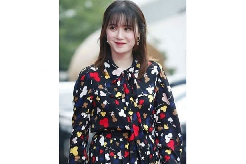 Actress Ku Hye-sun is divulging more unseemly details about her marriage breakdown.