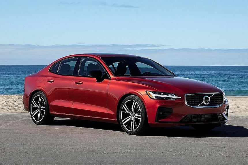 Wearnes Automotive will be unveiling the new Volvo S60 (above) in Singapore next week, with prices starting from $170,000.