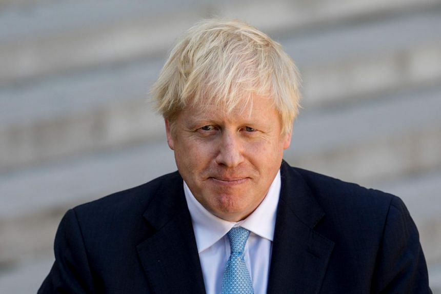 """British Prime Minister Boris Johnson said the message he will be bringing to fellow leaders was that """"the Britain I lead will be an international, outward-looking, self-confident nation""""."""