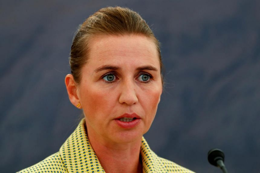 Denmark's prime minister Mette Frederiksen was both annoyed and surprised that President Donald Trump had cancelled a visit to her country.
